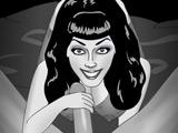 Betty  en Negro