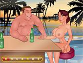 Dos Domingas Borrachas: juegos de porno, juegos porno